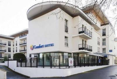 Comfort Suites Le Port Marly Paris Ouest