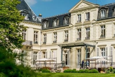 Le Château de Seine Port
