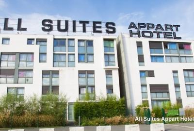 All Suites Appart Hôtel Bordeaux-Lac