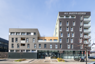 ALL SUITES STUDY LE NEON GRENOBLE
