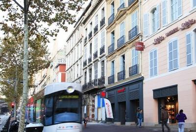 Résidence Campus Marseille Canebière