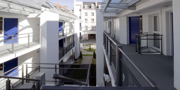 Résidence Tourisme Appart'City Pau Centre | LB2S