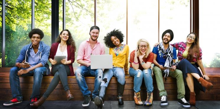 Le secteur des étudiants